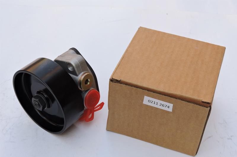Fuel Supply Pump 02112674