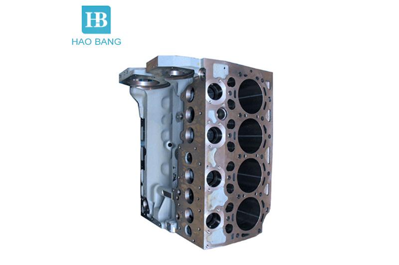 Cylinder Block For 4 Cylinder