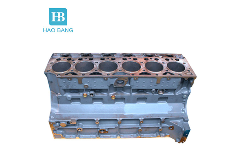 Cylinder Block 6 Cylinder