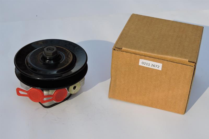 Fuel Supply Pump 02112672