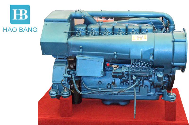 Deutz air cooled diesel engine BF6L913C