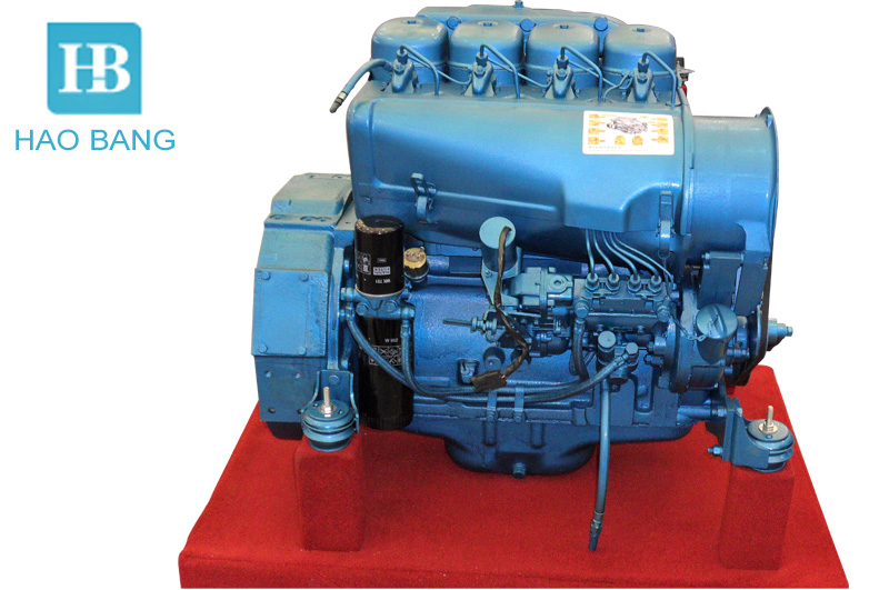 Deutz air cooled diesel engine F4L912T