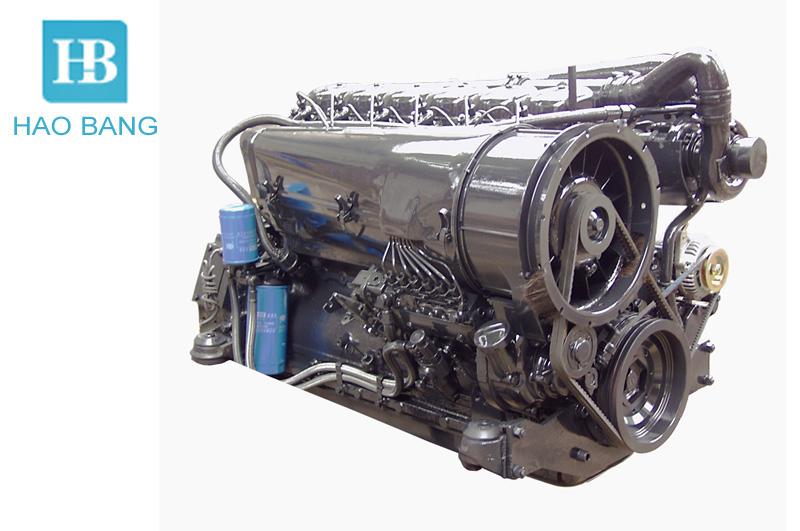 Deutz air cooled diesel engine F6L912T