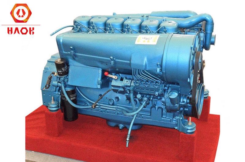 Deutz air cooled diesel engine BF6L913